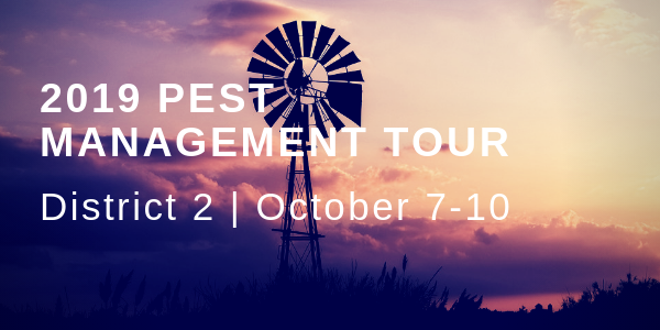 2019 Pest Management Tour: District 2