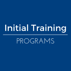 Initial Private Applicator Training Programs