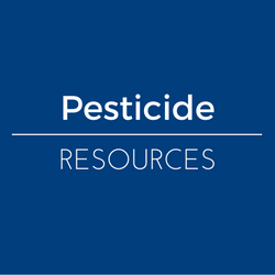 Pesticide educational resources